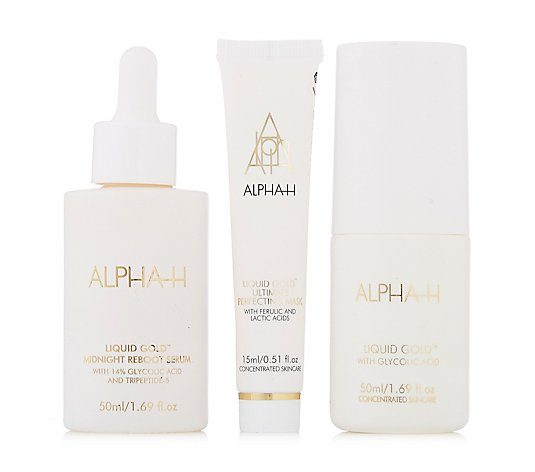 Alpha-H Liquid Gold Retinoid Midnight Reboot Collection