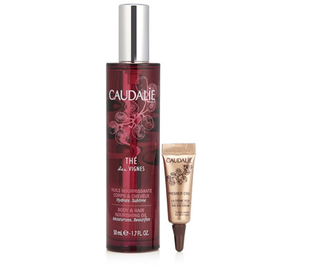 Caudalie The Des Vignes Nourishing Oil 50ml