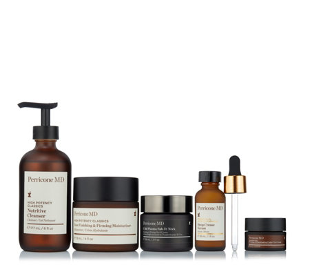 Perricone 5 Piece Anti-Ageing Skin Renewal Collection