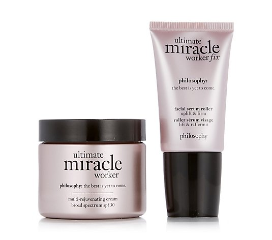 Philosophy 2 Piece Ultimate Miracle Worker Retinol Collection