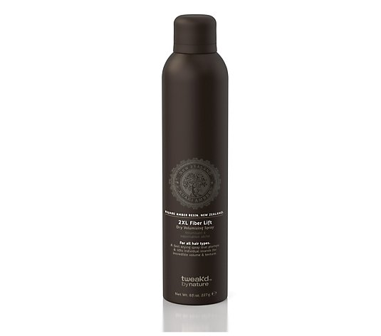 Tweak'd Kauri 2XL Fiber Lift Dry Volumizing Spray 275ml