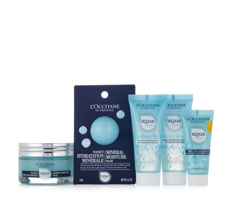 L'Occitane Aqua Hydration Discovery Collection