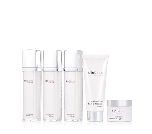 Skinsense 5 Piece Day To Night Skincare Collection