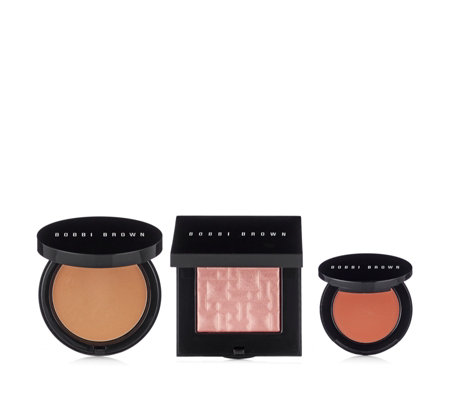 Bobbi Brown Effortless Glow 3 Piece Collection