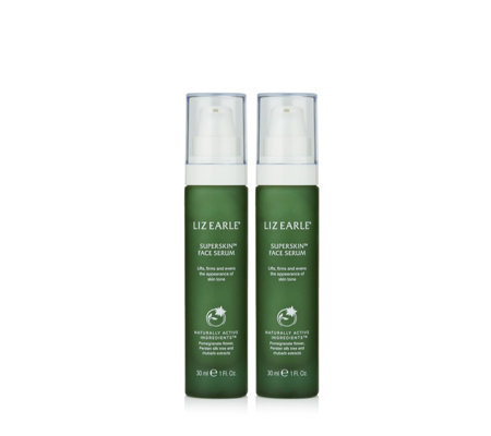 Liz Earle Superskin Face Serum Duo