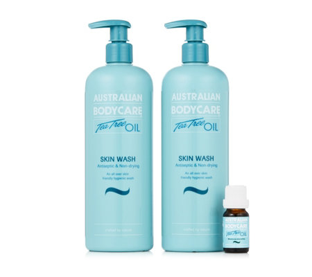 Australian Bodycare 3 Piece Tea Tree Oil Collection