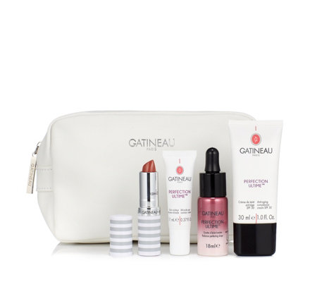 Gatineau 4 Piece Radiant Complexion Skincare Collection