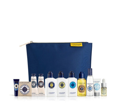 L'Occitane 11 Piece Complete Shea Travel Collection