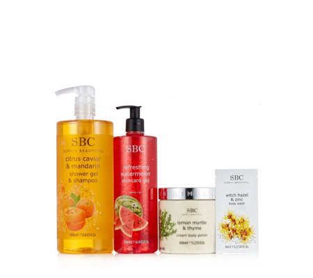 SBC 3 Piece Fresh & Refresh Collection