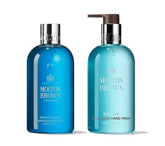 Molton Brown 2 Piece Refresh & Relax Hand & Body Collection