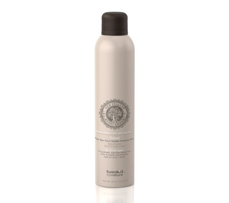 Tweak'd Kauri Tamed Bye-Bye Frizz! Flexible Finishing Mist 275ml