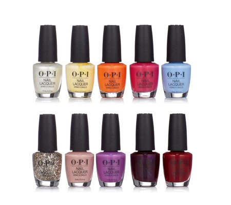 OPI 10 Piece Spring Special Collection