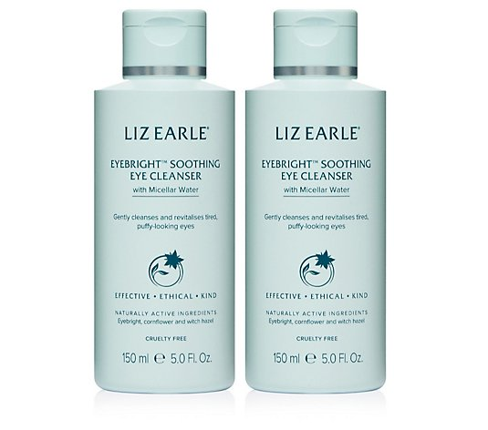 Liz Earle Eyebright Duo