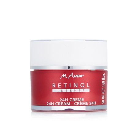 M. Asam Retinol Intense 24 Hour Cream 50ml
