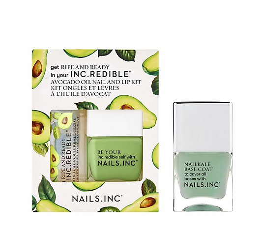 Nails Inc 3 Piece Ripe & Ready Collection