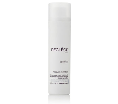 Decleor Hydra Radiance Smoothing Cleansing Mousse