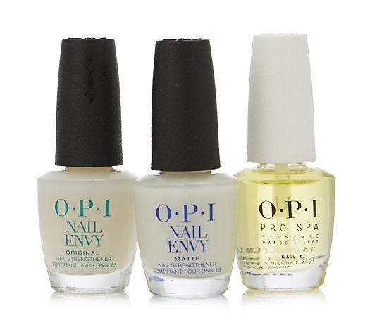 OPI 3 Piece Treatment Collection