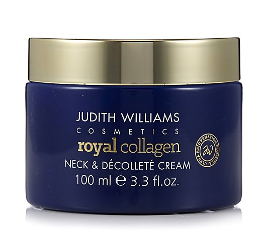 Judith Williams Royal Collagen Neck & Decollete Cream 100ml