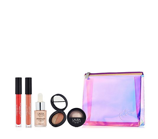 Tili X Laura Geller Beauty Bag