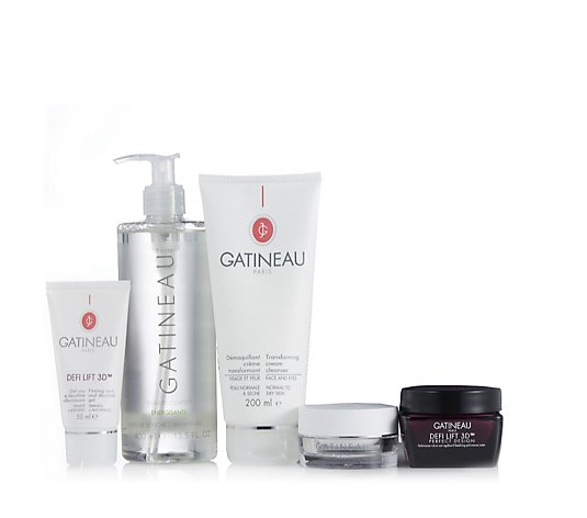 Gatineau 5 Piece Age Benefit Regenerating Face & Body Collection