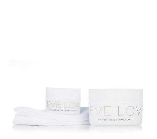 Eve Lom Home and Away Cleanser