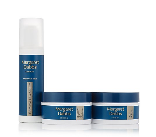 Margaret Dabbs London 3 Piece Leg Care Collection