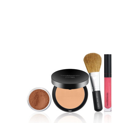Bareminerals 4 Piece Barepro Make-up Collection