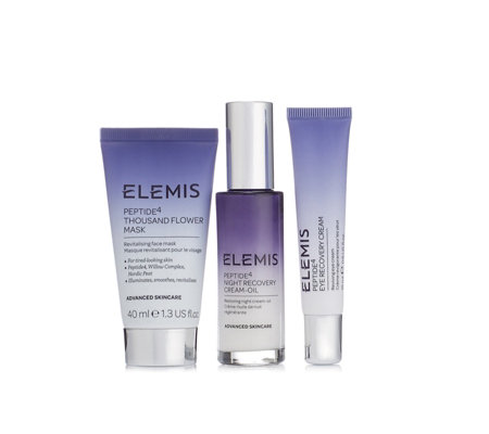 Elemis 3 Piece Peptide4 Recovery Collection