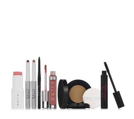 Mally The Perfect Start 7 Piece Make-up Collection