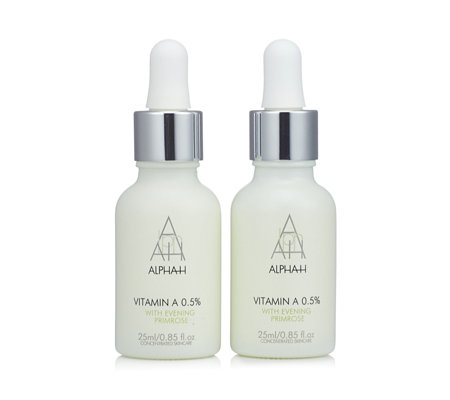 Alpha-H 2 Piece Retinol Anti-Ageing Serum Collection