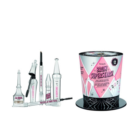 Benefit 6 Piece Brow Superstars! Collection