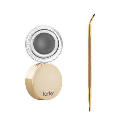 Tarte Clay Pot Waterproof Shadow Liner & Brush
