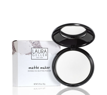 Laura Geller Supersize Matte Maker Oil Blotting Powder