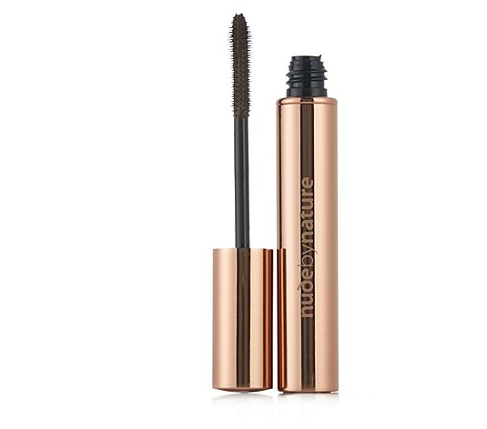 Buy Nude by Nature Allure Defining Mascara Brown.