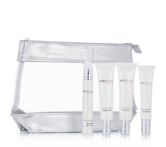 Skinsense 4 Piece Essentials Discovery Collection