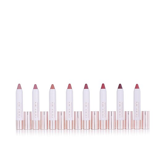 Doll 10 8 Piece Colours To Live By Lip Crayon Collection