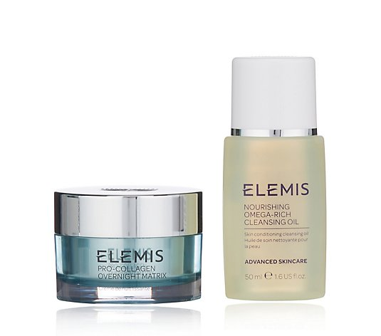 Elemis Stressed Skin Recovery Overnight Matrix Duo