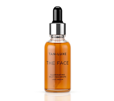 Tan-Luxe Illuminating Serum Self Tan Facial Drops 30ml