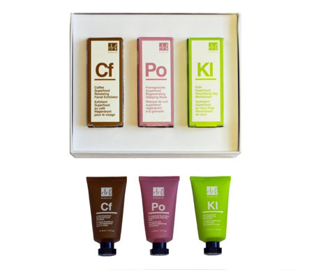 Dr Botanicals 3 Piece Superfood Collection