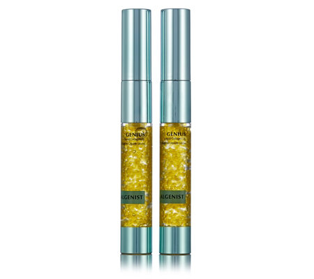 Algenist Genius Liquid Collagen Lip 10ml Duo