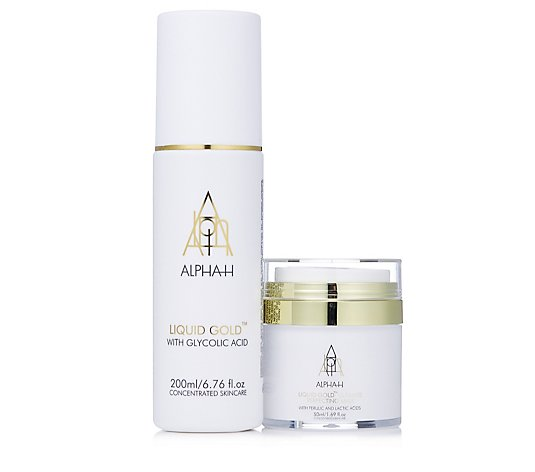 Alpha-H Liquid Gold Ultimate Perfecting Duo