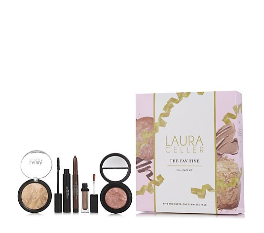 Laura Geller Fav Five Collection