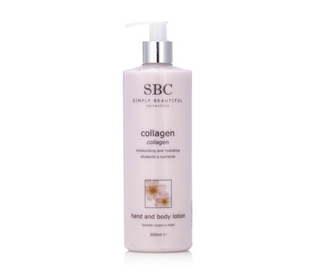 SBC Collagen Hand Lotion 500ml