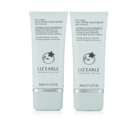 Liz Earle Skin Repair 50ml Duo