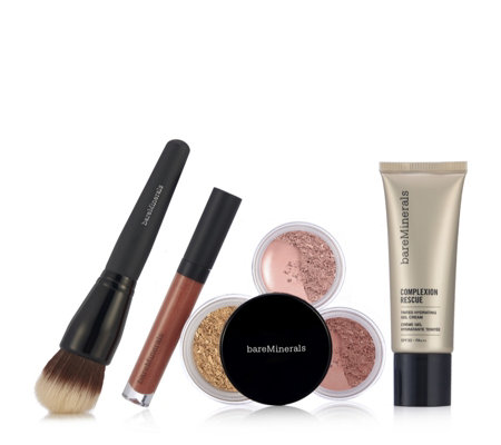 Bareminerals 6 Piece Complexion Rescue Skin Saviors Collection