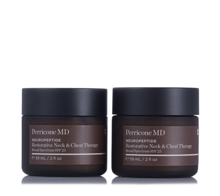 Perricone Neuropeptide Neck & Chest Therapy 59ml Duo