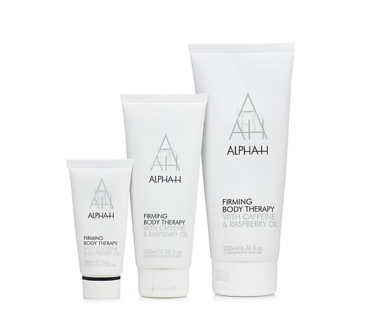 Alpha-H 3 Piece Firming Body Therapy Collection