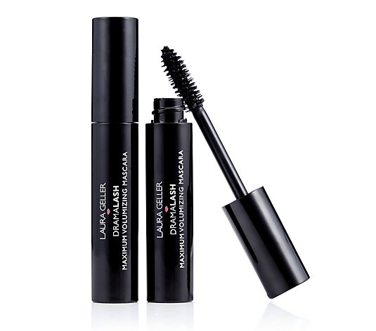Laura Geller Dramalash Maximum Volumising Mascara Duo 13.5ml