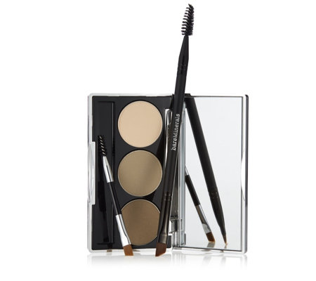 bareMinerals Arch & Define Brow Perfecting Palette & Brush