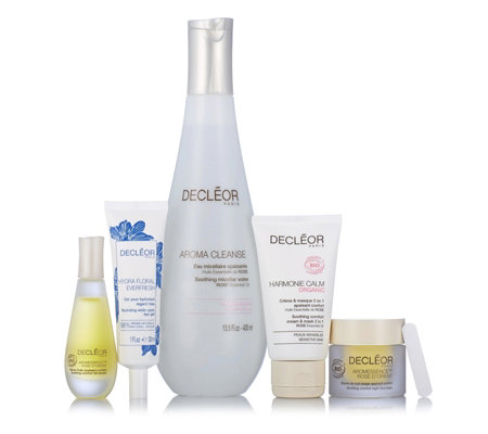 Decleor 5 Piece Renewal Day & Night Skincare Collection